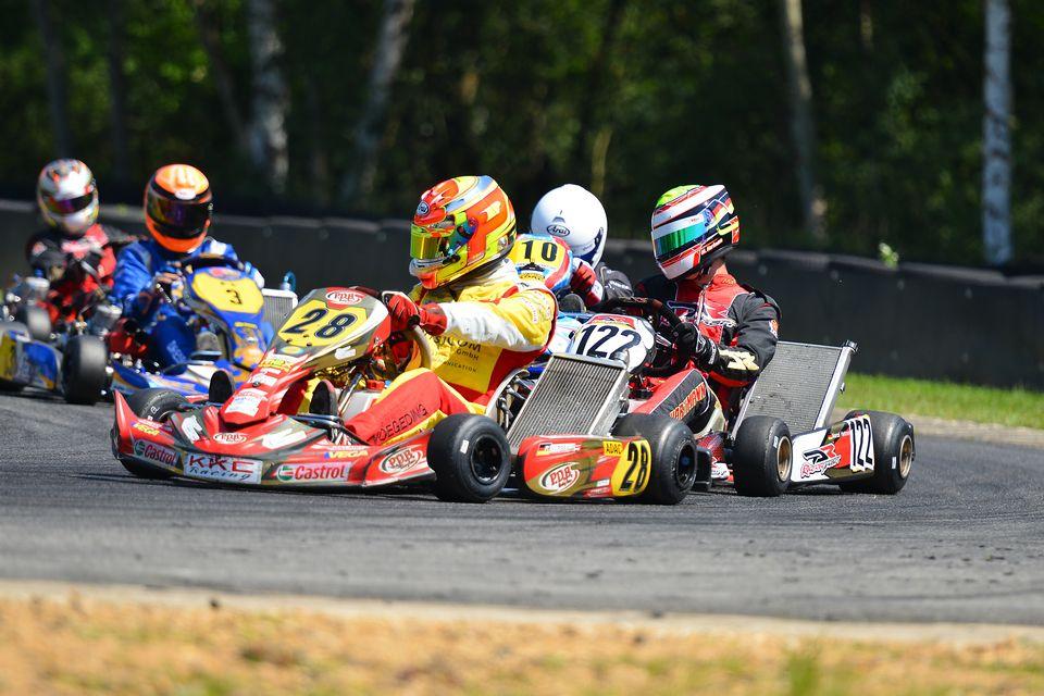 KKC Racing Team fährt in Kerpen auf Platz drei