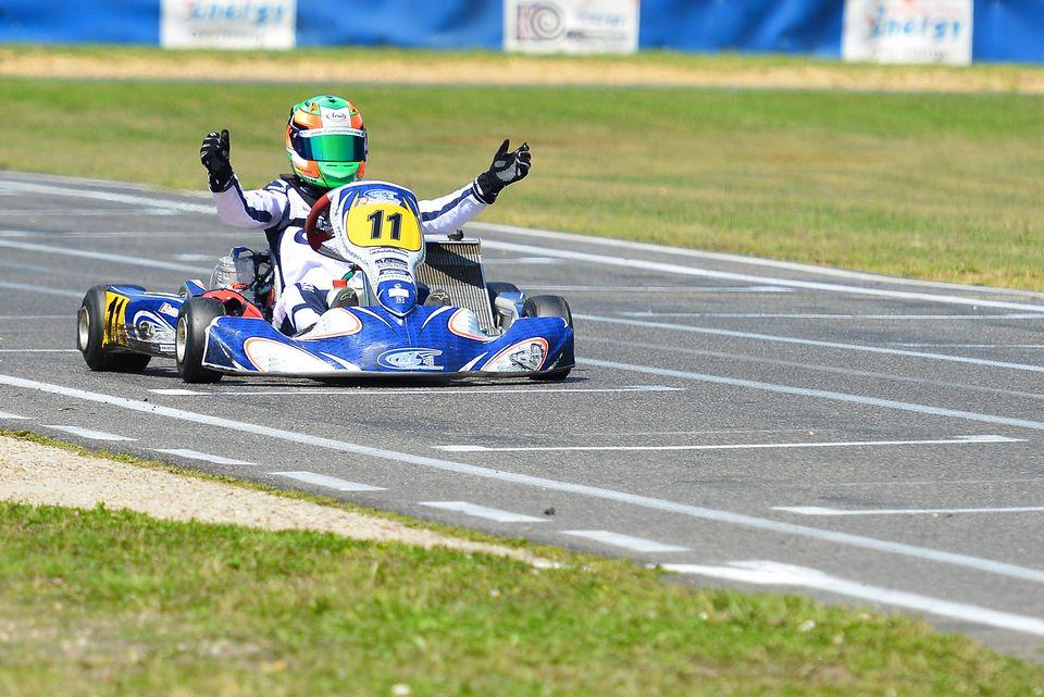 RL-Competition: Siegreich bei der Vega Trophy in Kerpen
