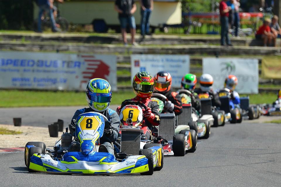 IM-Racing mit Podiumsplatz in Kerpen