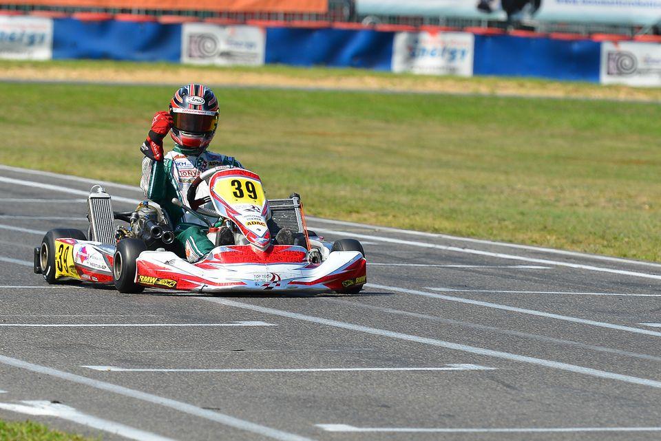 Schaltkart-Sieg für RMW Motorsport in Kerpen