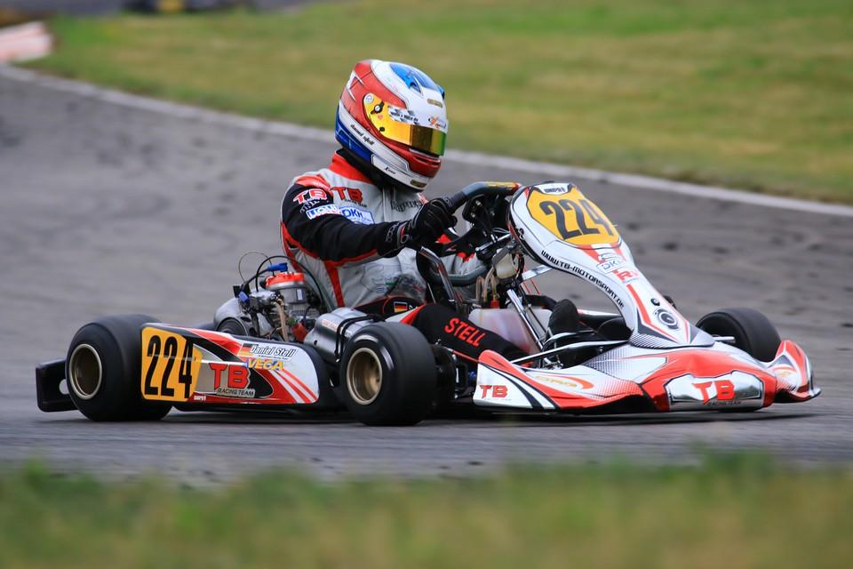 TB Motorsport mischt in den Top-Fünf mit
