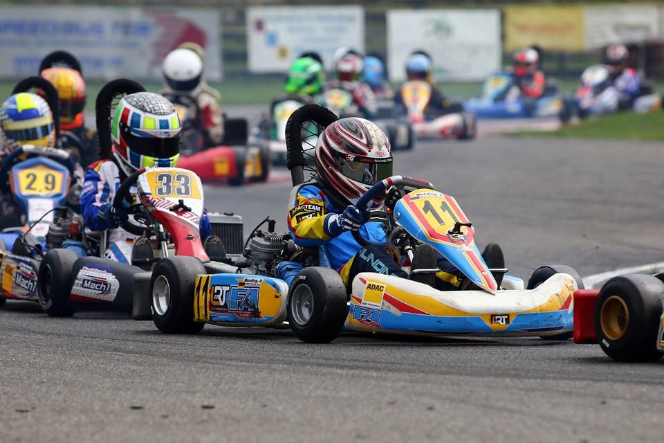 Lanari Racing Team in Kerpen schnell unterwegs