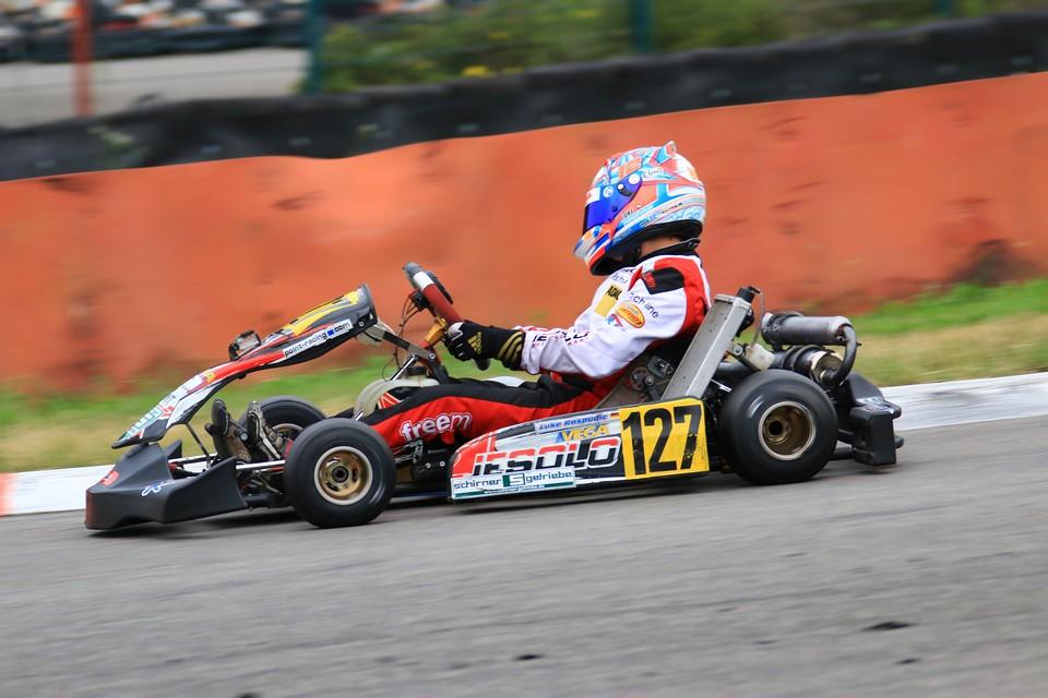 TR Motorsport auf zwei Strecken erfolgreich