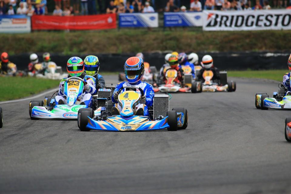 RTG Kartsport holt Doppelpodium in Kerpen