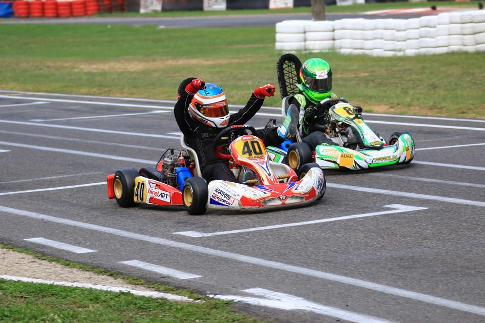 Solgat Motorsport: Bambini-Erfolg in Kerpen