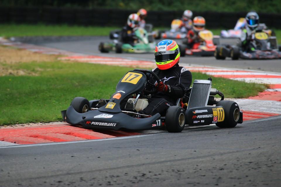 RS Motorsport kämpft um X30 Junior-Titel