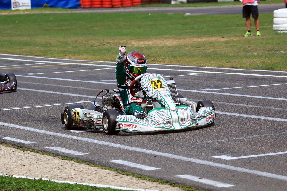 Heimsieg für KSM Motorsport in Kerpen