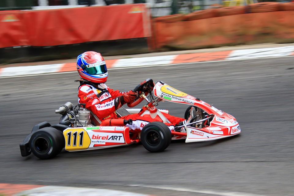 Doppelbelastung für Solgat Motorsport