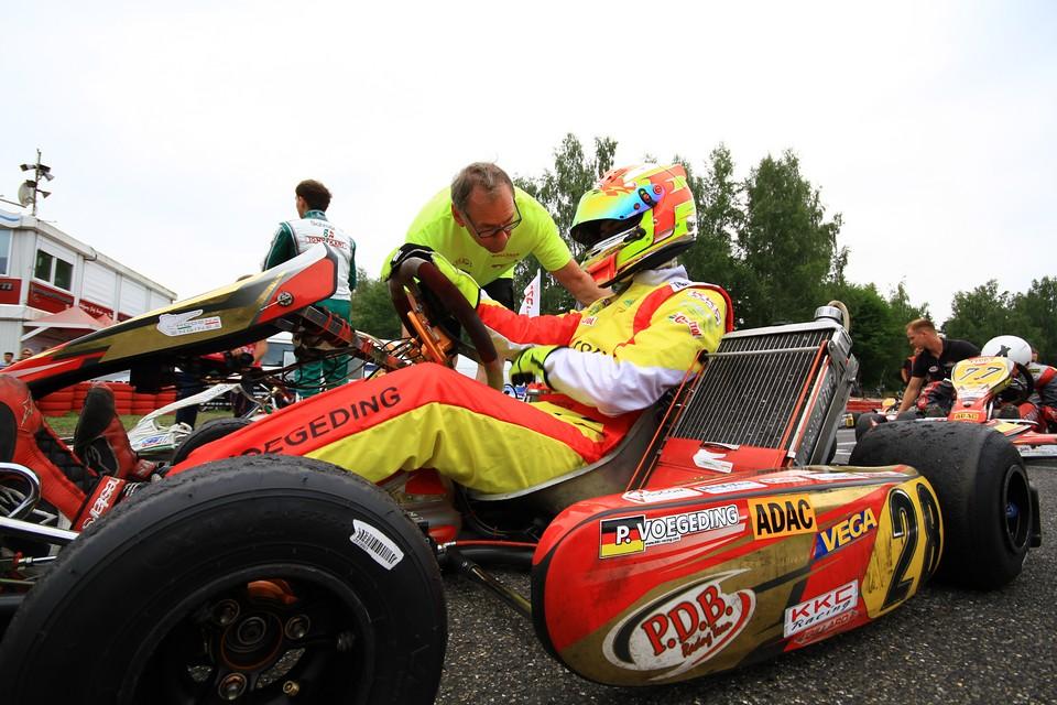 KKC Racing Team mit Podestaussichten