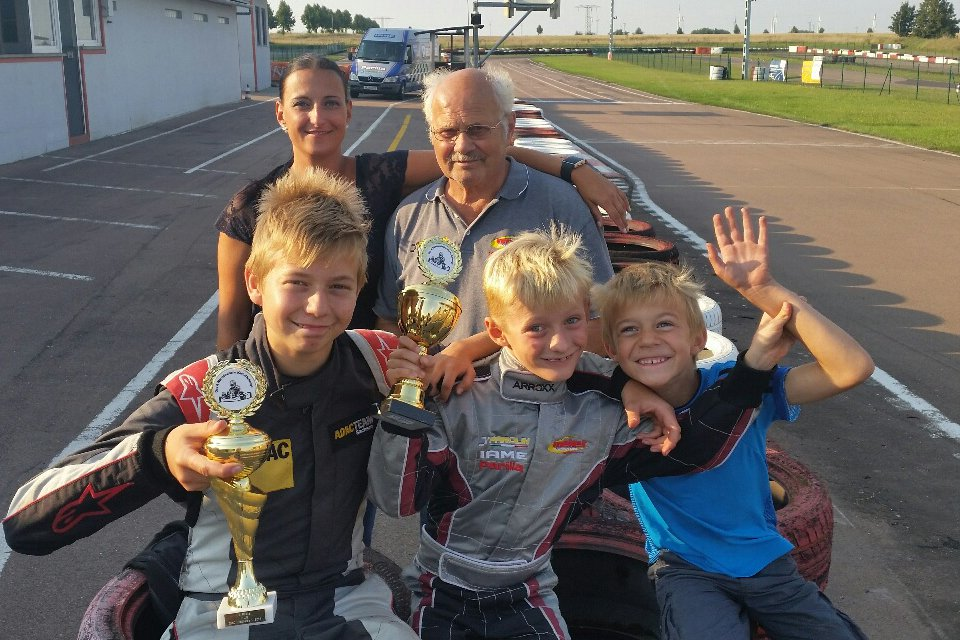 Meier-Motorsport-Fahrer beim OKC in Belleben erfolgreich unterwegs