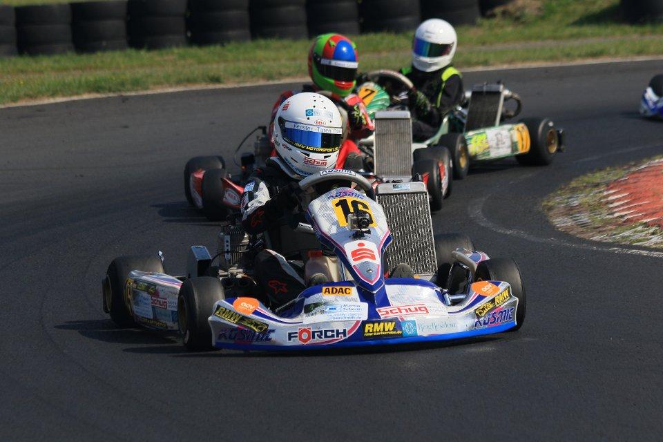 Doppelsieg für RMW Motorsport in Wittgenborn