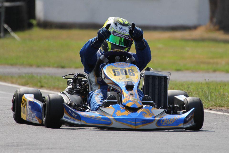 M-Tec Praga Racing feiert beste Saisonleistung