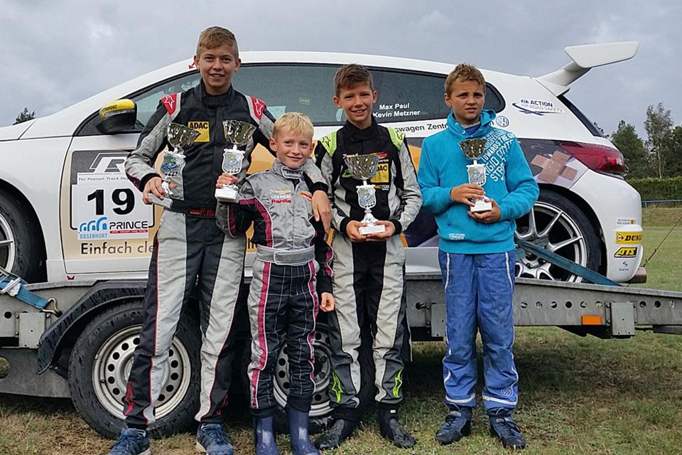 Meier-Motorsport Fahrer weiter auf Titelkurs