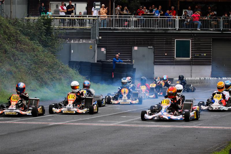 Großer Showdown im Westdeutschen ADAC Kart Cup
