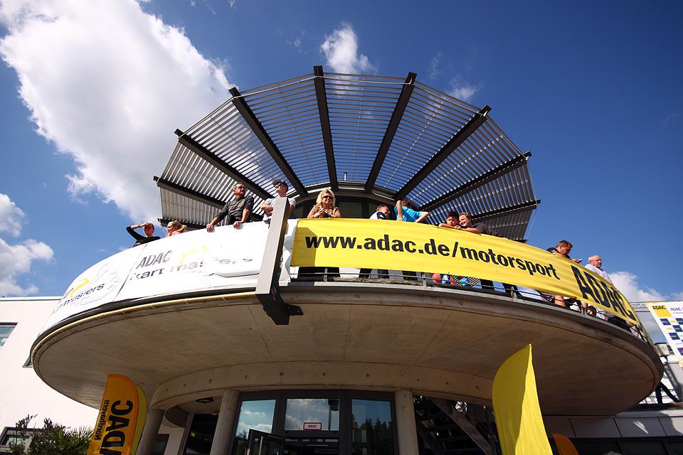 Finale des ADAC Kart Masters in Wackersdorf
