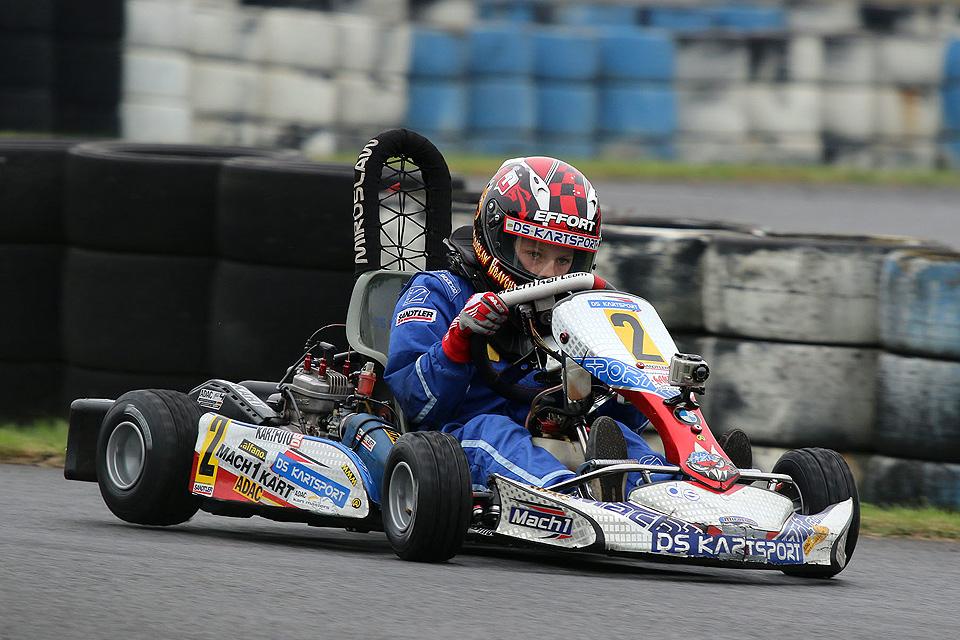 DS Kartsport Pilot Miroslaw Kravchenko erneut WAKC Champion