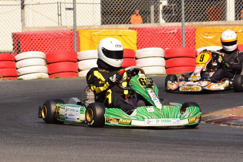 Vier Meistertitel für RMW Motorsport