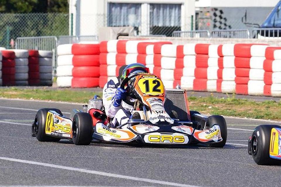 Vega Trophy Wackersdorf: Optimale Vorbereitung für Marius Zug