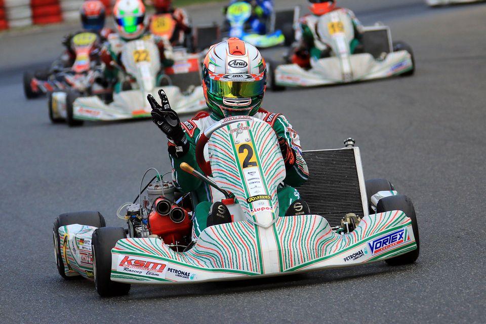 KSM Racing feiert Doppelsieg in Wackersdorf