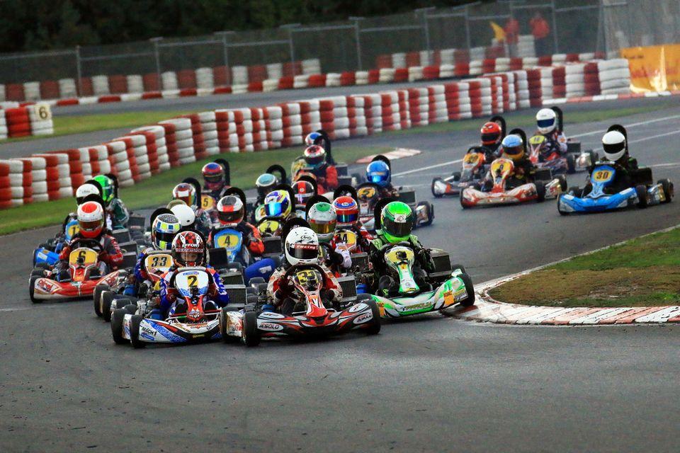 Titel im ADAC Kart Masters bei spannendem Finale vergeben