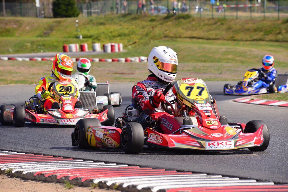 KKC-Racing gleich mit zwei Piloten Titelchancen