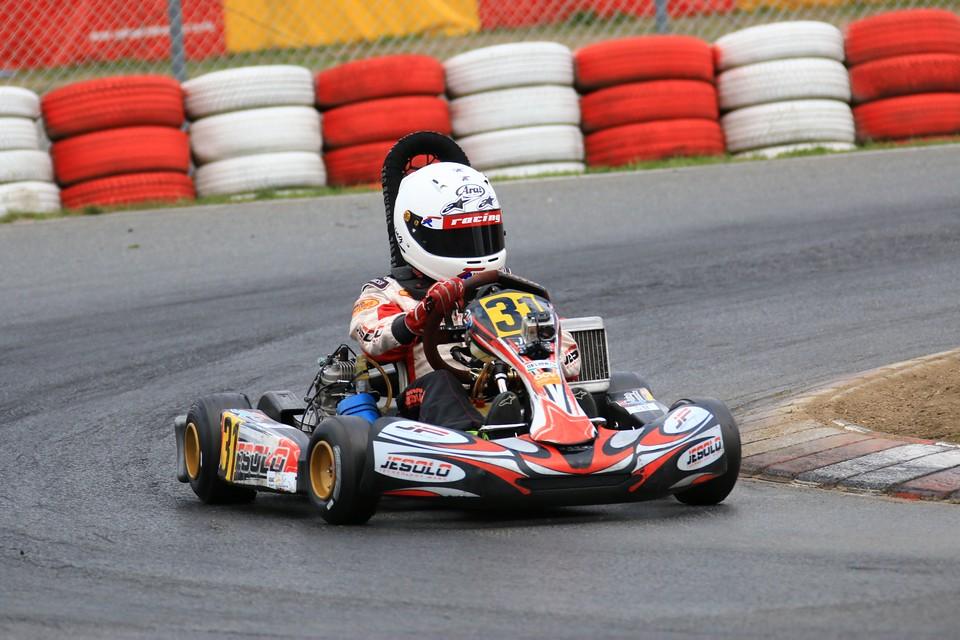 Weiterer ADAC Kart Masters-Titel für TR Motorsport