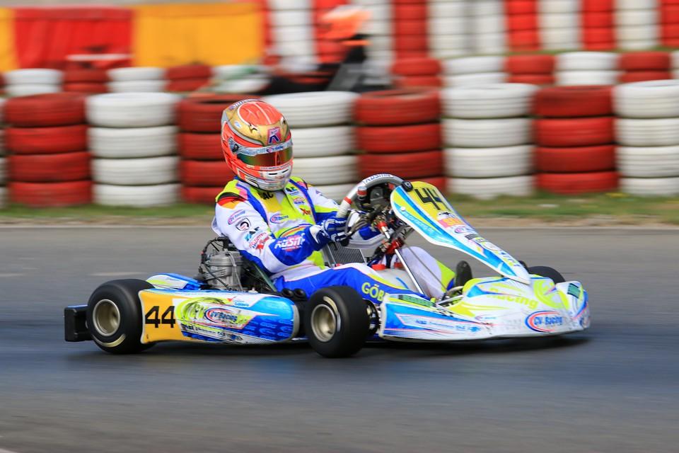 ADAC-Vizetitel für CV Racing Team