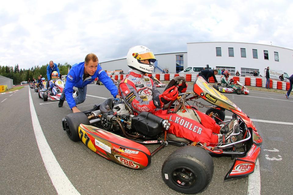 KKC Racing erlebt aufregendes ADAC-Wochenende