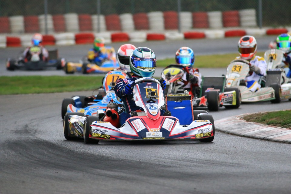 RMW Motorsport: Erfolgreiches ADAC Kart Masters-Finale in Wackersdorf