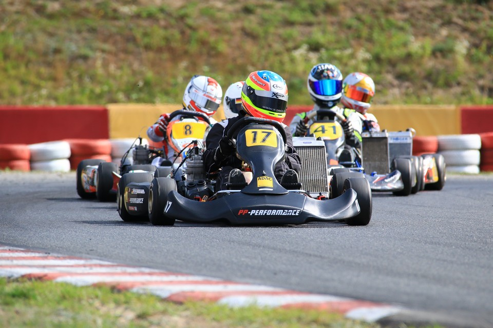RS Motorsport gewinnt ADAC Kart Masters