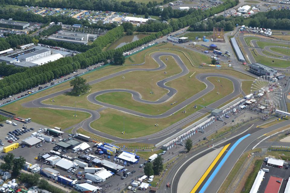 Pex und Laurent siegen in Le Mans