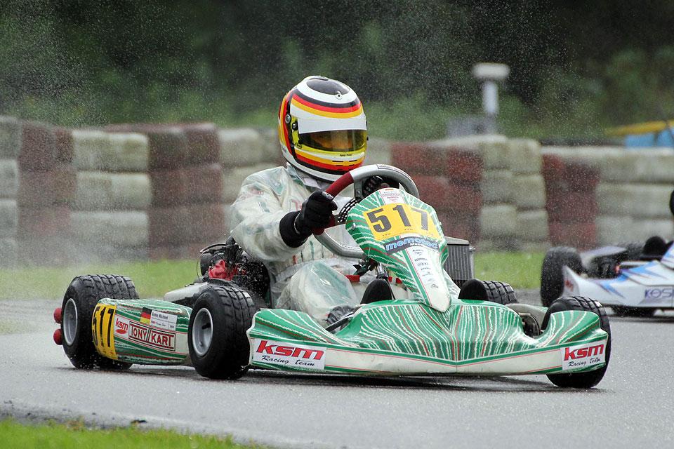 Wochenende mit Höhen und Tiefen für das KSM Racing Team