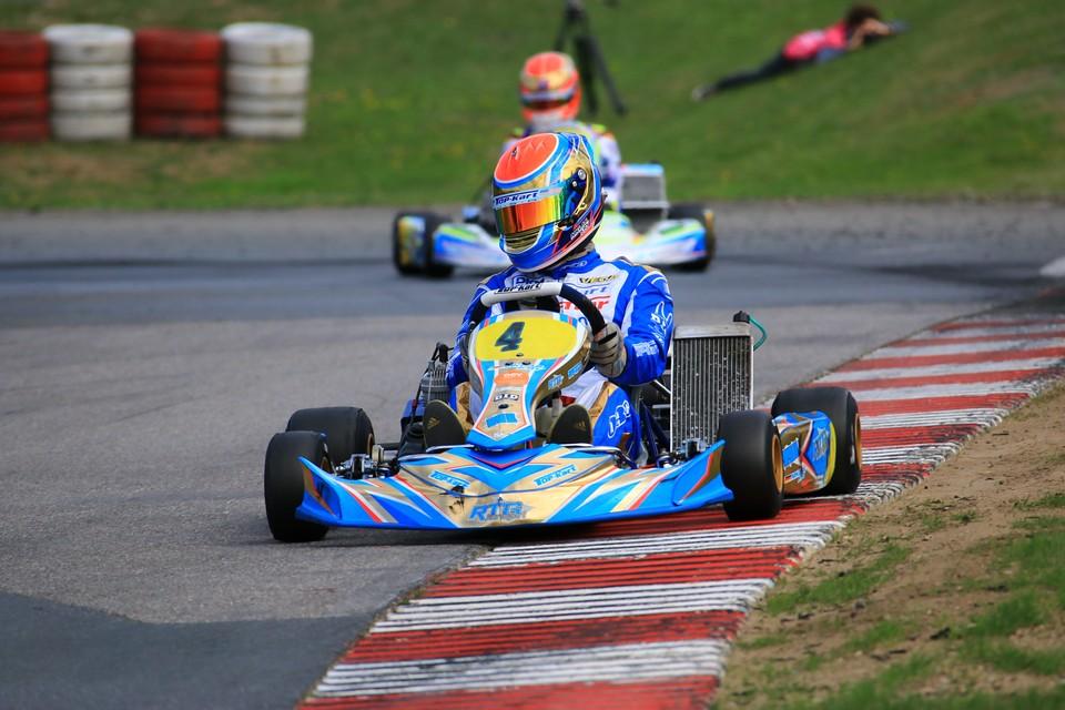 RTG Kartsport beendet ADAC-Saison als Dritter