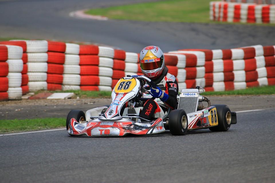 TB Motorsport: ADAC-Finale mit Ecken und Kanten