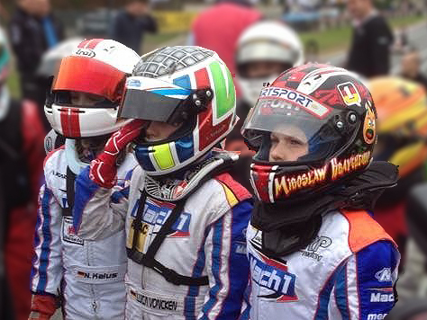 Tolles Saisonfinale für DS Kartsport in Kerpen