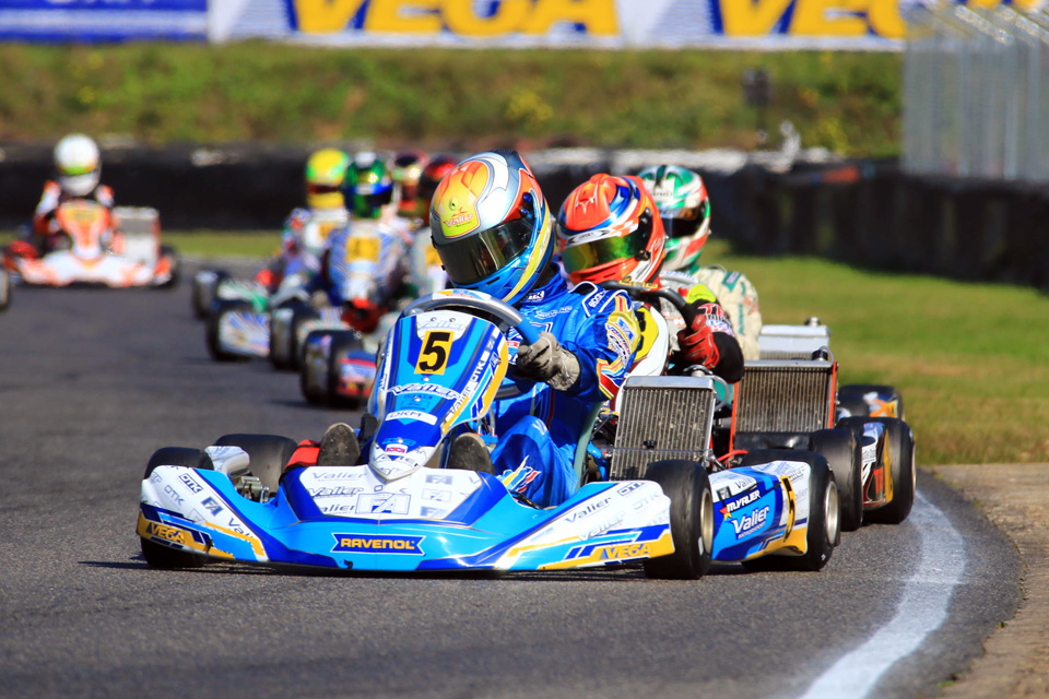 Valier Motorsport etabliert sich in den Top-Ten der DKM