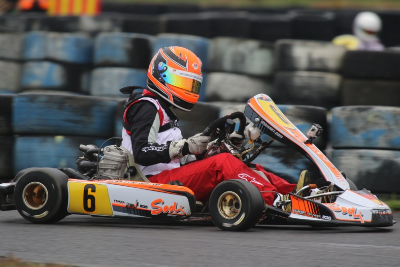 Melisa Harwardt startet beim ADAC Kart-Bundesfinale in Bopfingen