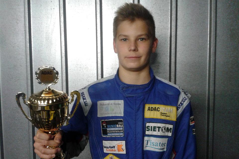 Niklas Koch belegt vierten Platz beim Bundesendlauf