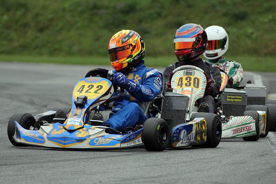 Gelungener Saisonabschluss für M-Tec Praga Racing
