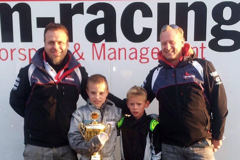 IM-Racing-Bambini gewinnt Bundesendlauf