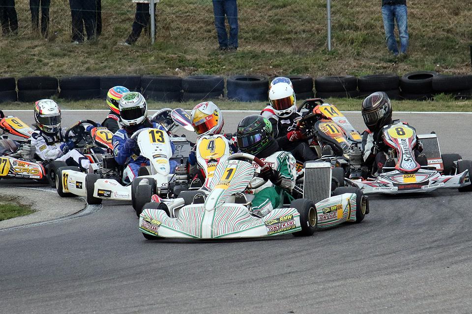 Doppelpodium für RMW Motorsport in Bopfingen