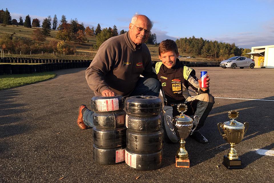 Meier-Motorsport Fahrer mit erfolgreichem Abschluß beim ADAC Kart Bundesendlauf