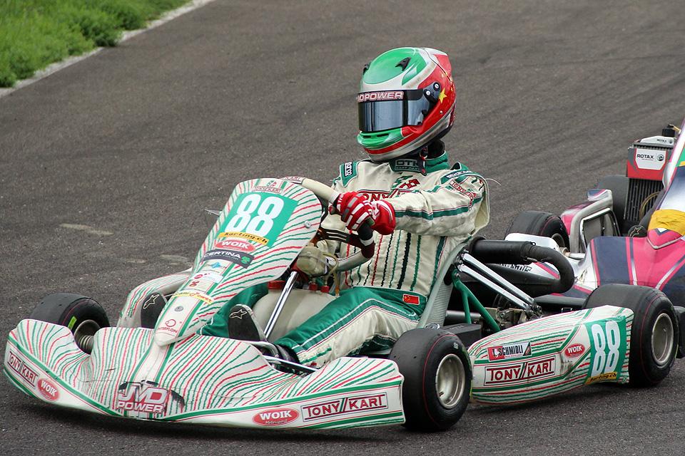 Woik Motorsport gewinnt Vizemeisterschaft