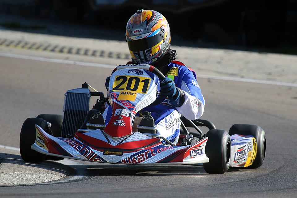 DS Kartsport mit großem Erfolg im ADAC Kart Cup
