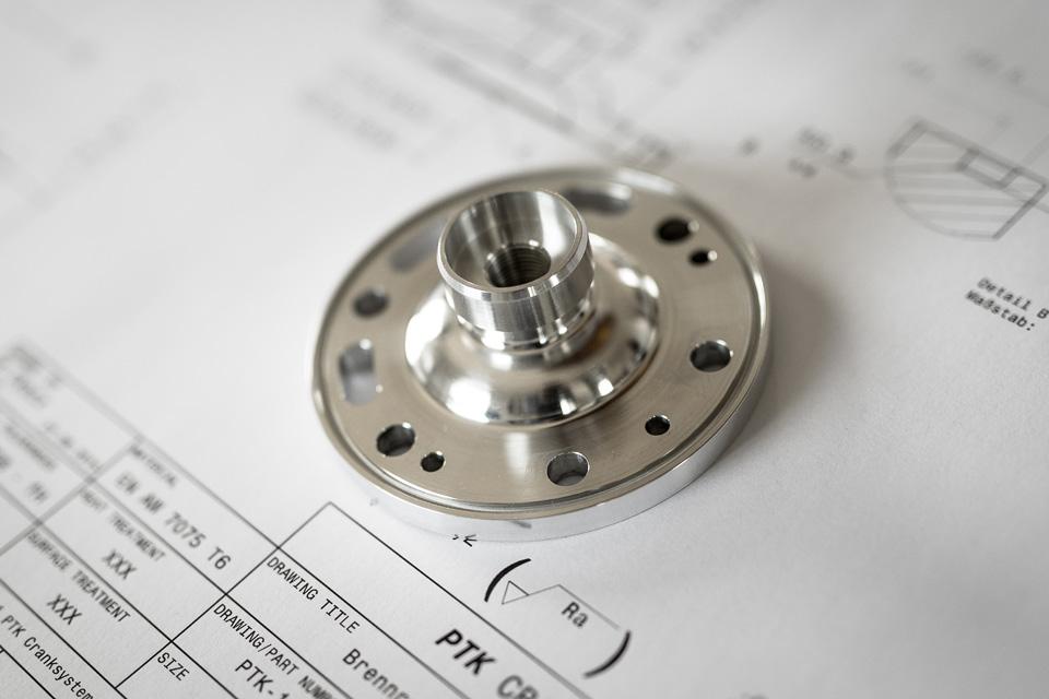 PTK Crank Systems: Innovatives Motor-Design