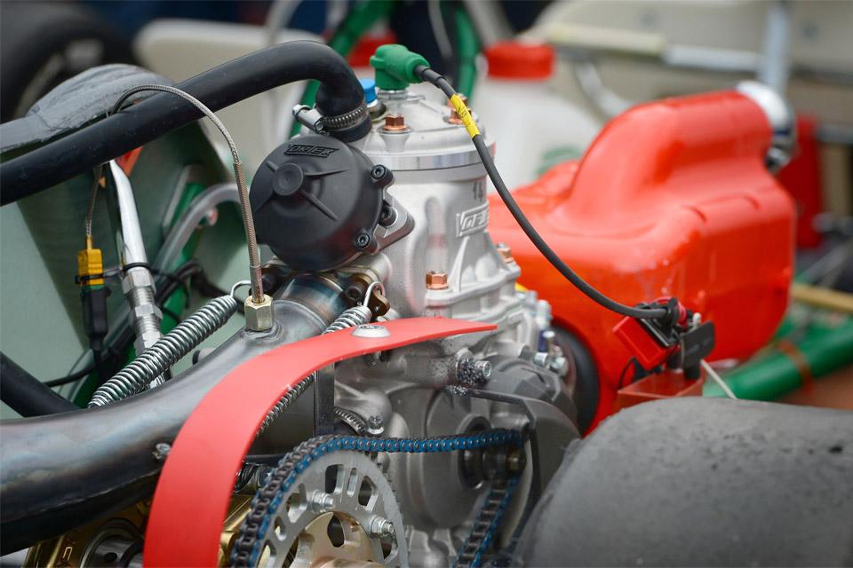OK Motoren wecken weltweites Interesse