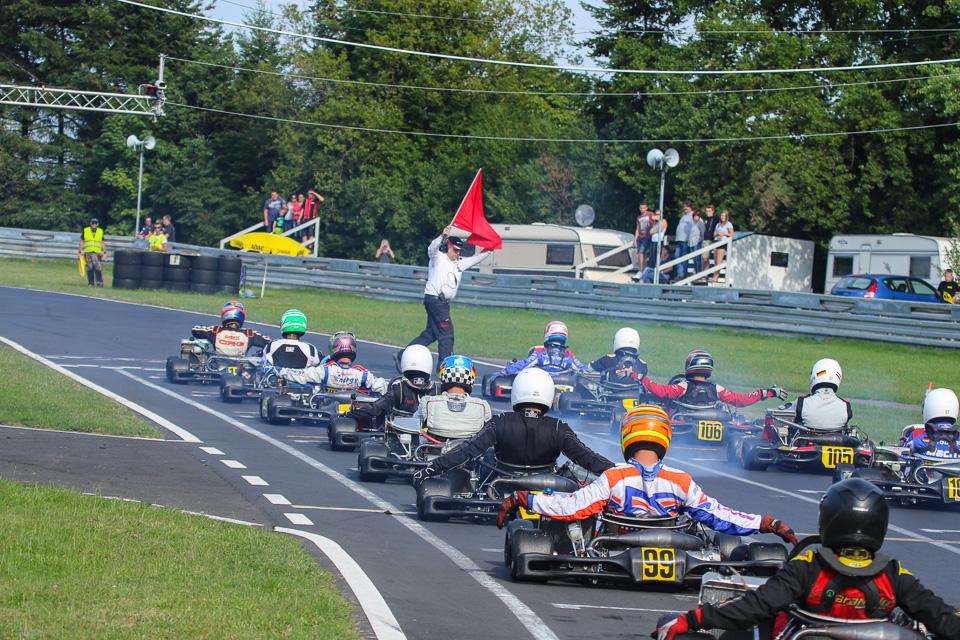 Zwei Tage hochkarätiger Motorsport in Bopfingen