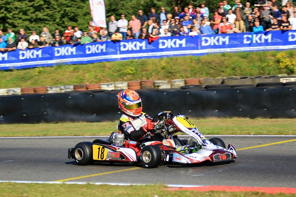 TB Motorsport bestes Deutsches DKM-Team