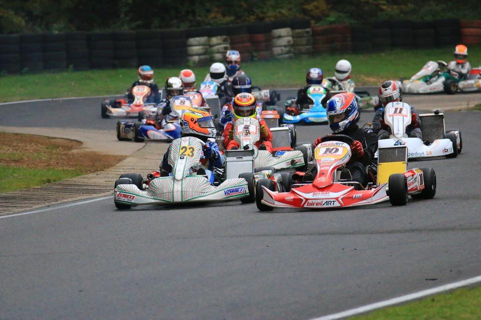 Solgat Motorsport: KF-Junior Rookies überzeugen