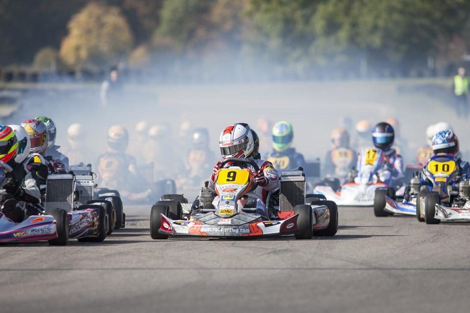 ADAC Kart Cup geht 2016 in seine zweite Saison